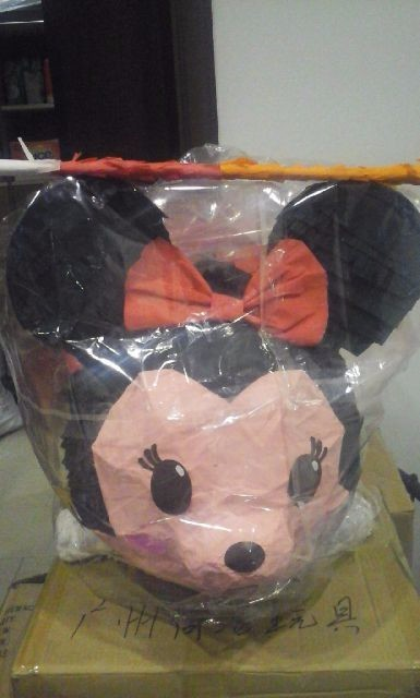 Pinata Tsum Tsum Minnie Mouse