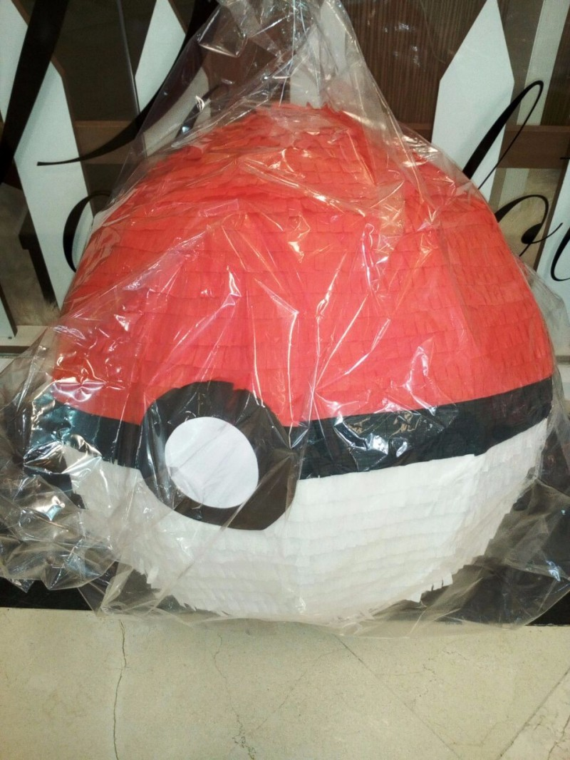 Pinata Pokeball Pokemon